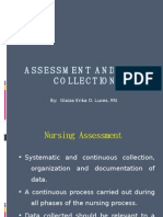 Assessment and Data Collection