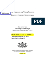 Ombudsman 272989021 2002 Children and Youth Services Delivery System in Pennsylvania