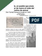 EL ROBLE, El Guayabo y Siqueros