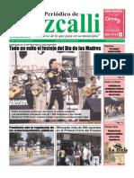 Periódico de Izcalli Ed 597, Mayo 2010