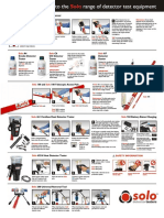 SDI SOLO Testing Guide