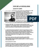 Clasicos de La Sociologia ....