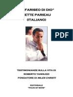 Il Fariseo Di Dio - Kette Parieau ITALIANO