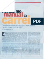 Manual Da Carreira Por Max Gehringer