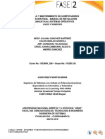 Manual Instalación Arranque Dual, Linux y Windows