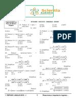 Sem6 - Identidades Trigonométricas Para Un Mismo Ángulo