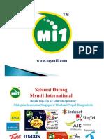 Mymi1 Malaysia Power Point (Malay) - Apr 2016