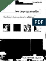 Fundamentos de Programacion - Joyanes Aguilar (3ra Edicion)