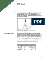 Sensor Basics 2