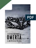 Criado Adriana Y P Martin Maria - El Juego de Las Seis Mascaras 01 - Omerta