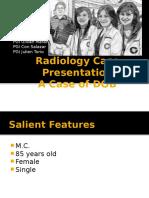 Radiology Case Presentation Final
