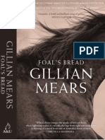 Gillian Mears - Foals Bread (Extract)