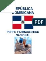 Perfil Farmaceutico dominicano