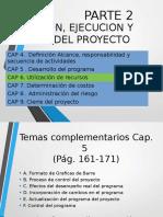 CAP 6 - Utilizacion de Recursos