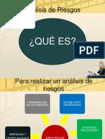 ANALISIS DE RIESGOS, TECNICAS DE CONTROL, ANALISIS Y BOSTON CONSULTING