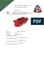 informe 1 Motores