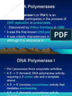 Enzymes Used in Molecular Techniques