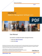 One touch dms User Manual