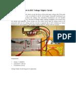How to DIY Voltage Tripler Circuit