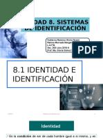 Sistemas de Identificación