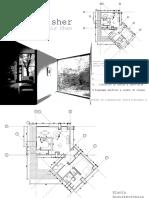 Casa fisher - Diseño circuitos de iluminación y fuerza