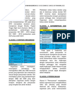 ISO Harmonisasi Sistem Manajemen ISO 9001 Dan ISO 14001 2015