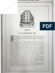History of H.E. Heacock Co (Yearbook of the PI, 1920