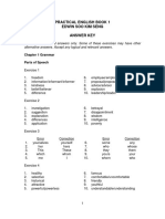 Practical English Book 1 Answer Key