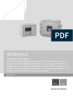 Flujometro FUS1010_IP65