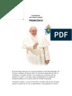 Biografía Del Papa Francisco, Jorge Mario Bergoglio _ Francisco