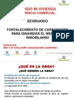 Exposición Mi Vivienda Edificaciones - Habilitaciones Urbanas 2016-1