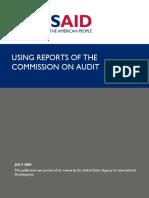 COA Audit Reports