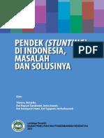 Stunting Di Indonesia