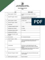 Laporan Program Kecemerlangan UPSR Science 2015