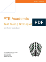 Scope Sequence PTEA Strategies