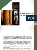 Presentacion Arq Egipcia Historia Del Arte