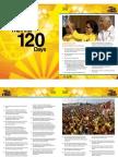 UNC Manifesto 120 Days