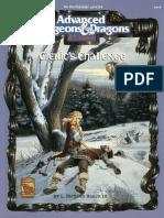 TSR 9429 HHQ4 Cleric's Challenge