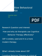 cognitive behavioral therapy camille voth