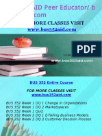 BUS 352 AID Peer Educator/ bus352aid.com