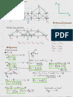 Statics Structural Analysis