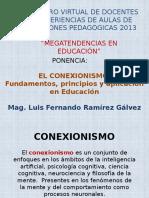 CONEXIONISMO Fundamentos, Principios y Aplicación en La Educación