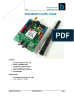 GSM SIM900 Shield Tutorial v1.1(1)