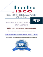 Pass4sure 400-201 Study Material