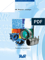 AVK Repair-clamps Brochure