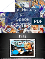 Briefup of SpaceExploration