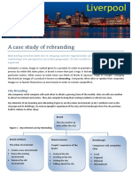 A Case Study of Rebranding - Liverpool