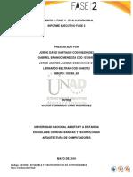 Informe Ejecutivo Fase 2