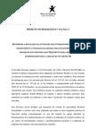 Bioterio projecto de resolução BE