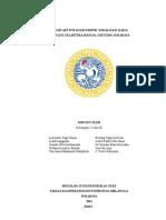 Terapi Aktivitas Kelompok Sosialisasi SP 1 dan 2